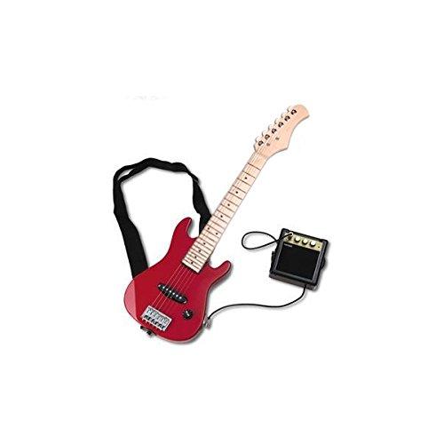 Delson-STARSINGER-Pack-guitare-lectrique-enfant-rouge-0