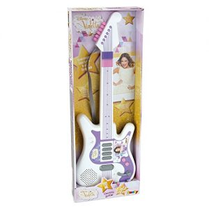 Smoby-7600027228-Guitare-lectronique-Disney-Violetta-0