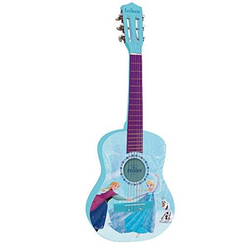 LEXIBOOK-K2000FZ-Guitare-Acoustique-Reine-des-Neiges-0