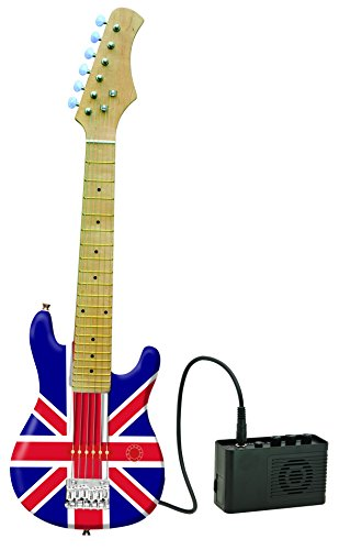 Lexibook-k2600l-Union-Drapeau-Junior-Guitare-lectrique-avec-amplificateur-0