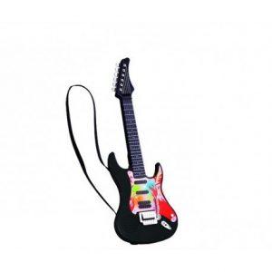 Ma-guitare-lectrique-avec-son-et-lumire-56cm-0