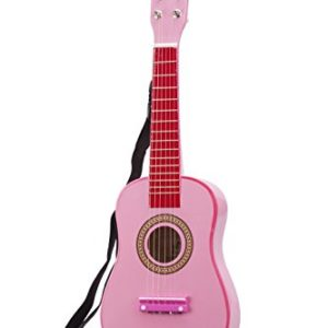 New-Classic-Toys-2042884-Guitare-En-Rose-0