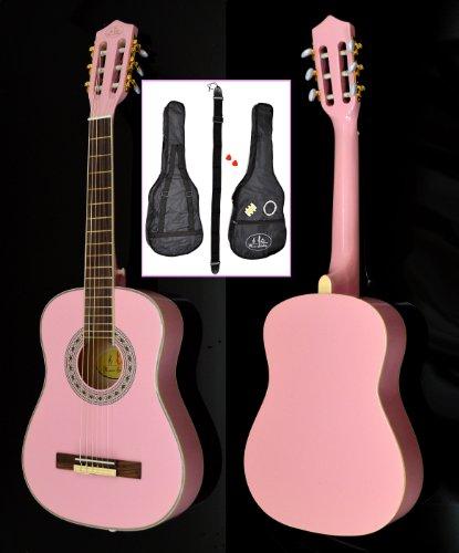 Achat ts ideen 5291 guitare de concert 3 4 acoustique avec for Housse guitare acoustique