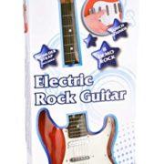 Bontempi-241300-Guitare-Rock-lectrique-Rouge-0-0