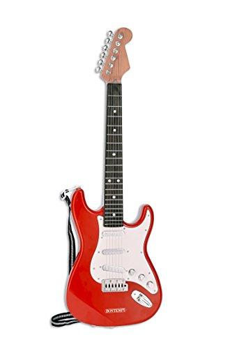 Bontempi-241300-Guitare-Rock-lectrique-Rouge-0