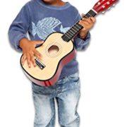 Bontempi-215520-Instrument-de-Musique-Guitare-Classique-En-Bois-55-Cm-0-0