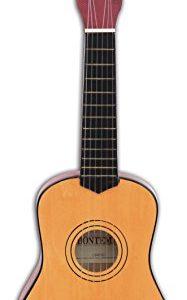 Bontempi-215520-Instrument-de-Musique-Guitare-Classique-En-Bois-55-Cm-0