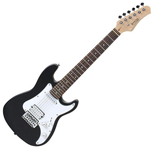 achat rocktile sphere junior guitare lectrique 3 4 noir. Black Bedroom Furniture Sets. Home Design Ideas