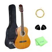 Strong-Wind-Guitare-Classique-34-de-taille-36-pouces-Cordes-en-Nylon-pour-Dbutants-tudiants-Enfants-0