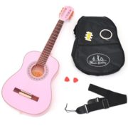 14-de-enfants-acoustique-Guitare-classique-Guitare-classique-rose-0-0