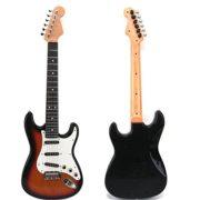 E-Support-Guitare-lectrique-ducationnelle-pour-enfant-avec-bandoulire-et-micro-pour-dbutant-0-0