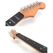 Guitare-Enfant-Anna-Shop-67cm-6-Cordes-Guitare-Electrique-Mtallique-Instrument-de-Musique-pour-Les-Plus-de-3-Ans-Rouge-Blanc-0-0
