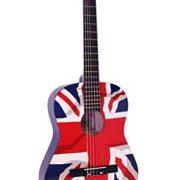 Martin-Smith-Guitare-classique-12-taille-86-cm-Guitare-uniquement-340-Gb-Flag-0-0