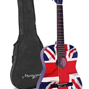 Martin-Smith-Guitare-classique-12-taille-86-cm-Guitare-uniquement-340-Gb-Flag-0