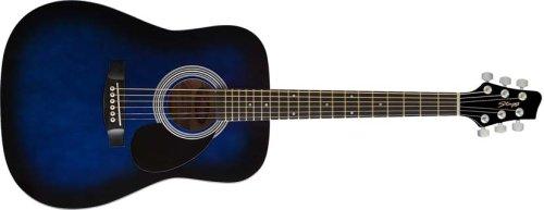 Stagg-SW201-34-BLS-Guitare-acoustique-Taille-34-Bleu-0