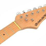 Delson-StarSingerBK-Pack-de-Guitare-lectrique-pour-enfant-Noir-0-0
