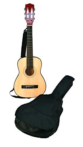 Bontempi-Gsw-752b-Guitare-En-Bois-Avec-Housse-De-Protection-Et-Transport-75-Cm-0