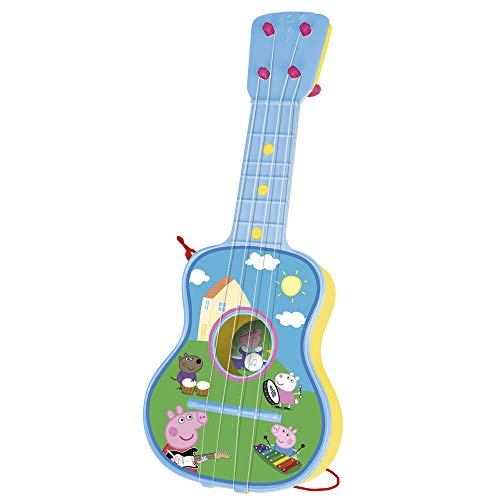 Reig-Guitare-Peppa-Pig-2339-coloris-et-modele-aleatoire-0