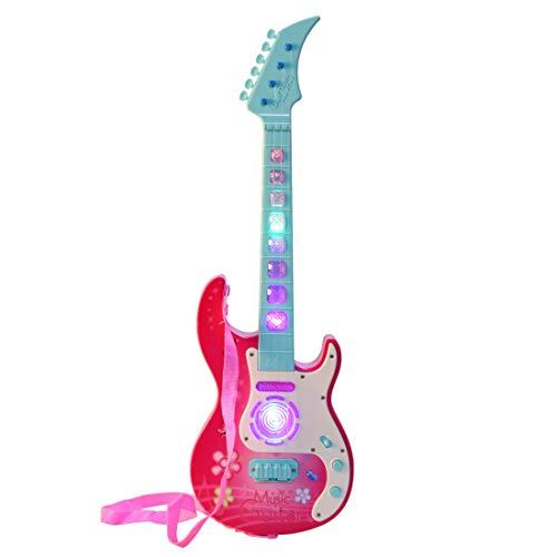 DYFO-4-Cordes-Guitare-Enfant-Guitare-Electrique-Instruments-ducatifs-Jouet-Idal-pour-denfants-Dbutant-909B-0
