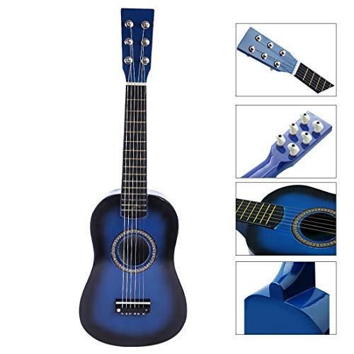 DXX-Guitare-Enfant-Bois-6-Cordes-Instruments-de-Musiqu-Acoustique-a-Cordes-23-Pouce-pour-Guitare-Dbutant-0