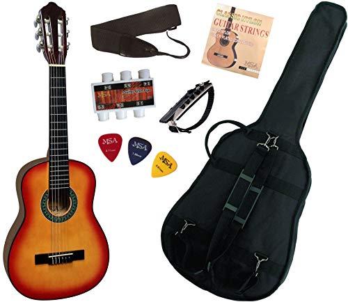 Pack-Guitare-Classique-14-Pour-Enfant-4-7ans-Avec-6-Accessoires-0