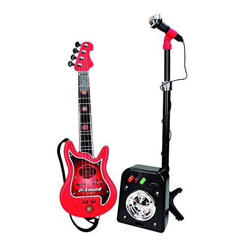 REIG-844-Ensemble-Guitare-lectrique–4-Cordes-Flash-Micro-Baffle-0