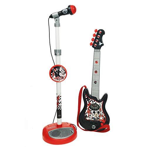 Reig-53630-Set-Guitare-et-Microphone-0