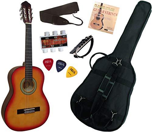 Pack-Guitare-Classique-12-Pour-Enfant-6-9ans-Avec-6-Accessoires-0